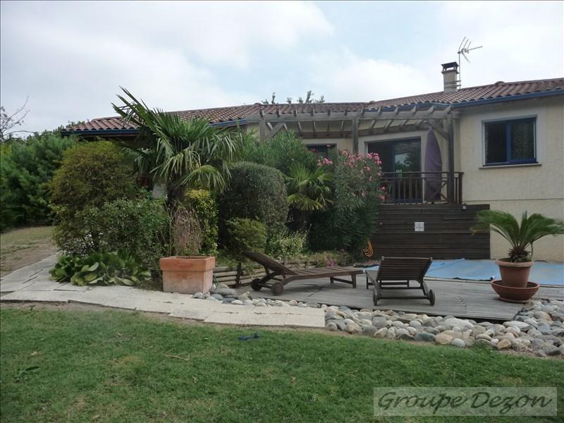 Vente maison / villa Castelginest 436000€ - Photo 1
