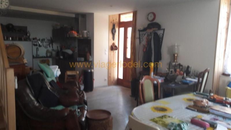 Life annuity house / villa Savignac de nontron 90000€ - Picture 1