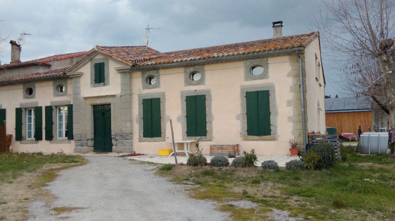Location maison / villa Villasavary 630€ CC - Photo 1
