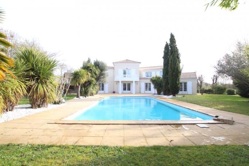 Vente de prestige maison / villa Pont st martin 600000€ - Photo 1