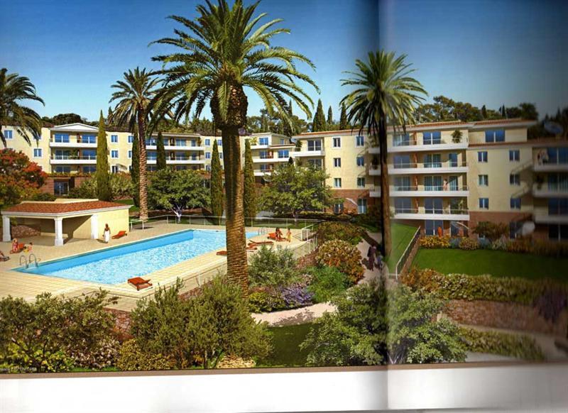Location vacances appartement Cavalaire sur mer 1200€ - Photo 1