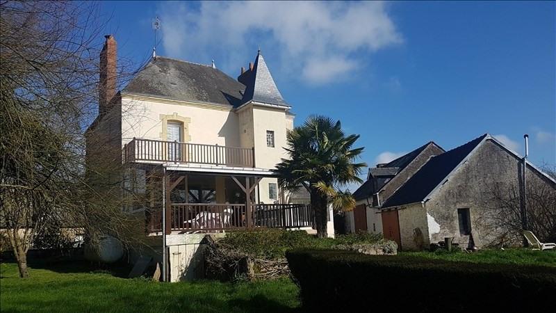 Vente maison / villa Guemene penfao 181900€ - Photo 1