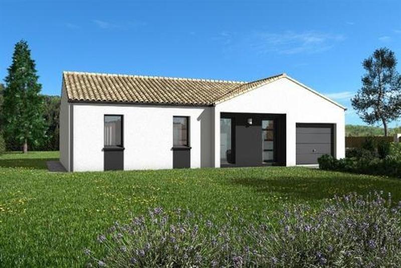 Maison  4 pièces + Terrain 691 m² Sallertaine par Primea