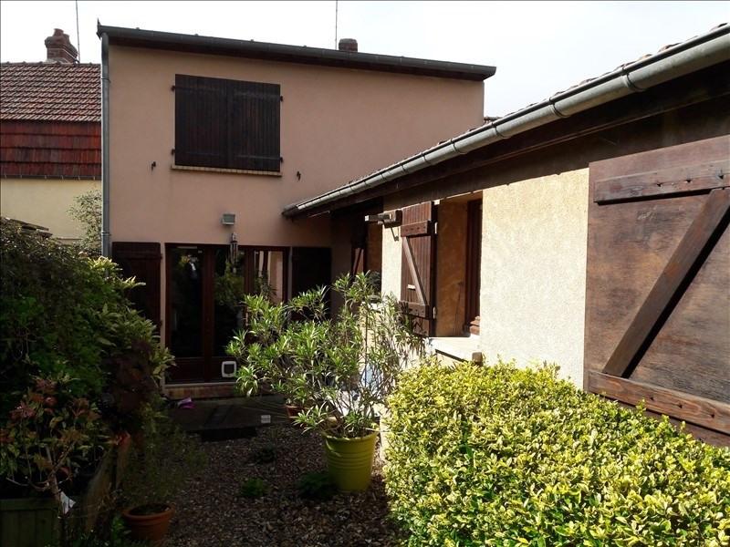 Vente maison / villa Gisors 148600€ - Photo 1
