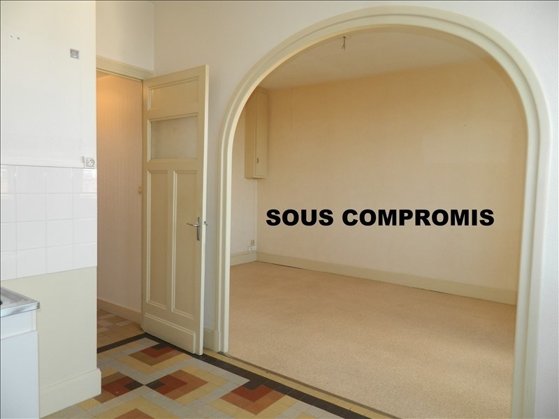 Sale apartment Roanne 46 000€ - Picture 1
