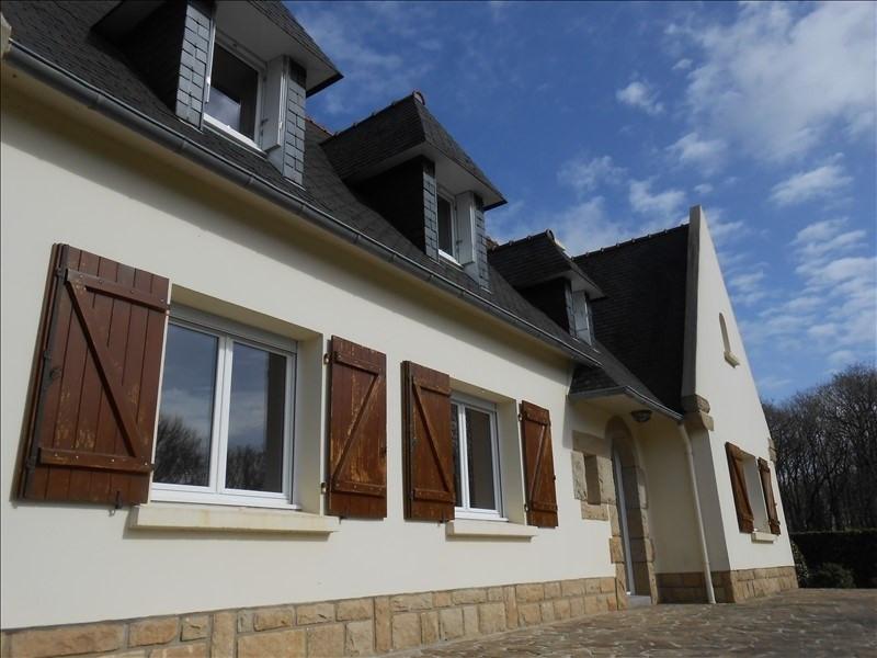 Sale house / villa Ploneis 214000€ - Picture 1