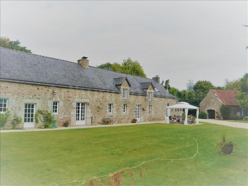 Sale house / villa Pluvigner 457600€ - Picture 2