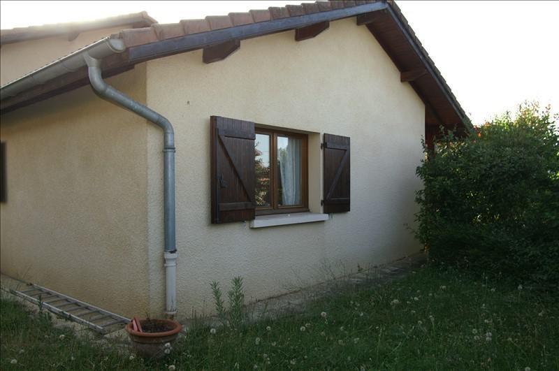 Vente maison / villa Bourgoin jallieu 208000€ - Photo 7
