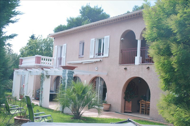 Sale house / villa St aygulf 548 000€ - Picture 1