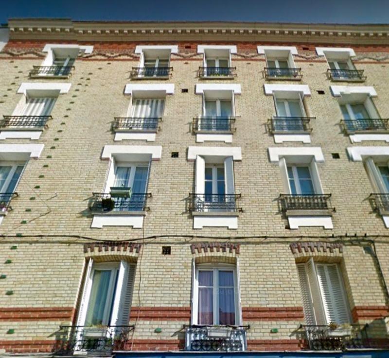 Vente appartement Gennevilliers 240000€ - Photo 1