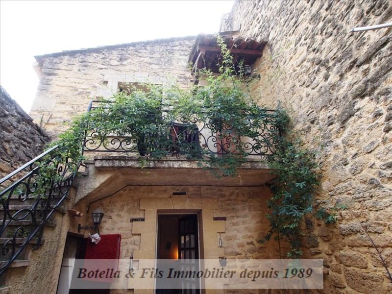 Vente maison / villa Uzes 94000€ - Photo 1