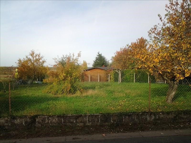 Sale site Vineuil 66000€ - Picture 1