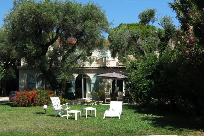 Location vacances maison / villa Cap d'antibes  - Photo 2