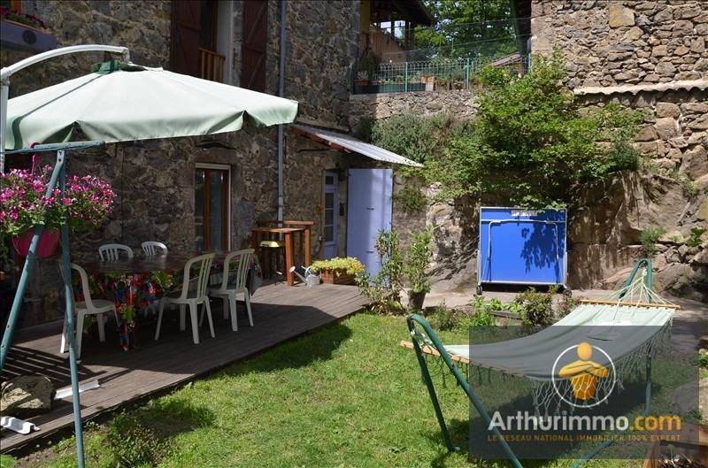 Vente maison / villa Annonay 150000€ - Photo 1
