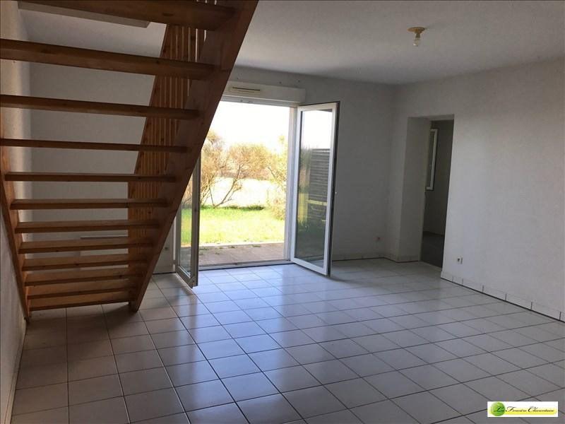 Sale house / villa Gond pontouvre 107300€ - Picture 2