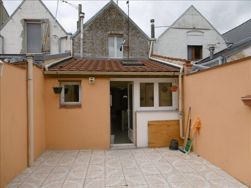 Rental house / villa St quentin 580€ CC - Picture 1