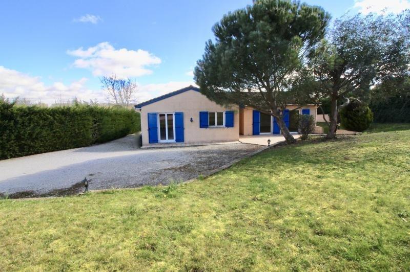 Sale house / villa Escalquens 341900€ - Picture 1