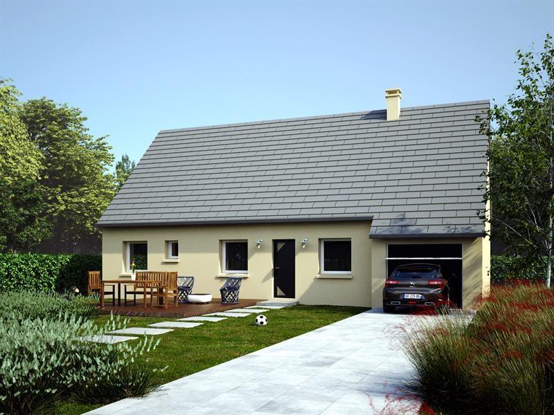 Maison  5 pièces + Terrain 781 m² Vaucourtois par MAISONS KERBEA
