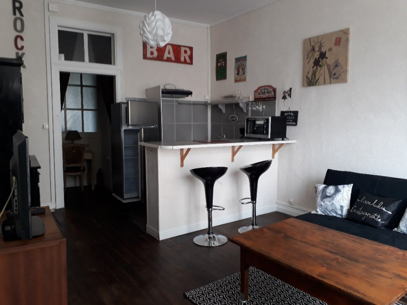 Rental apartment Limoges 545€ CC - Picture 1