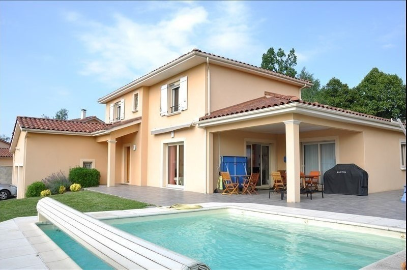 Vente maison / villa Limas 520 000€ - Photo 1