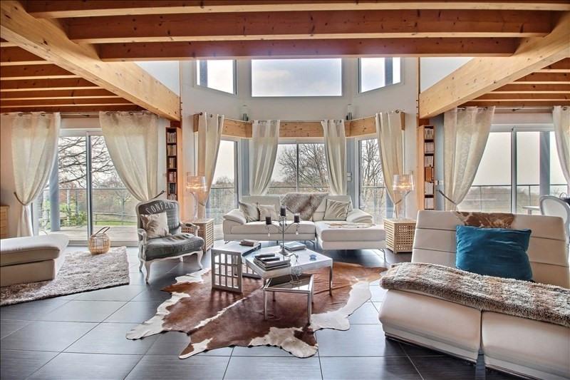 Deluxe sale house / villa Castelnau d estretefonds 842400€ - Picture 2