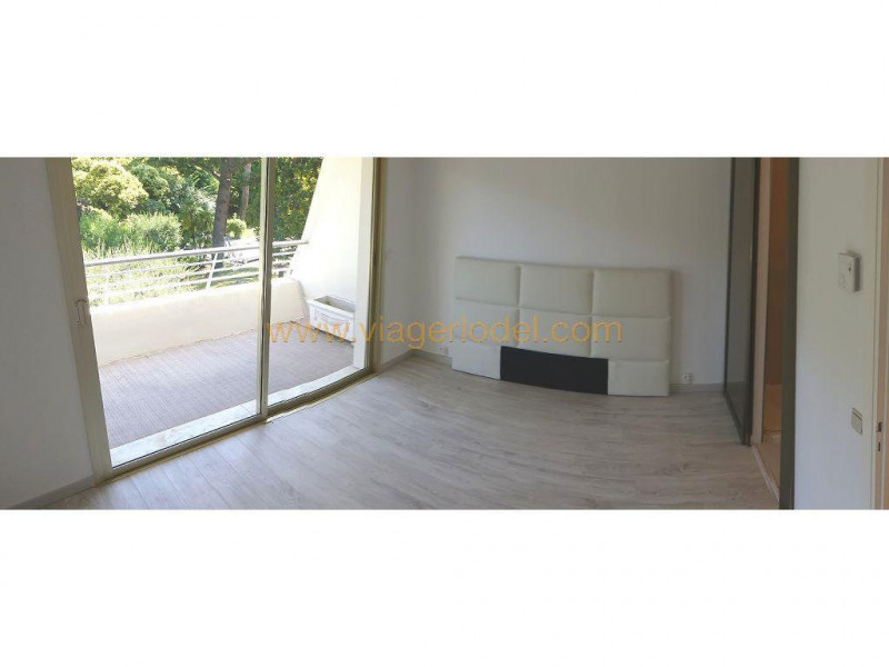 Life annuity apartment Le cannet 290 000€ - Picture 6