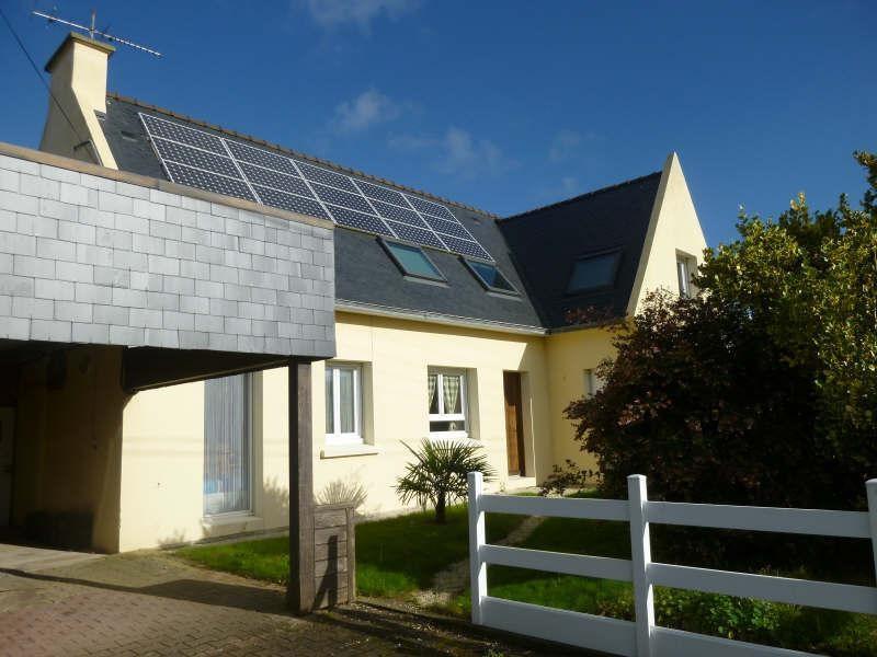 Sale house / villa Lannilis 176000€ - Picture 2