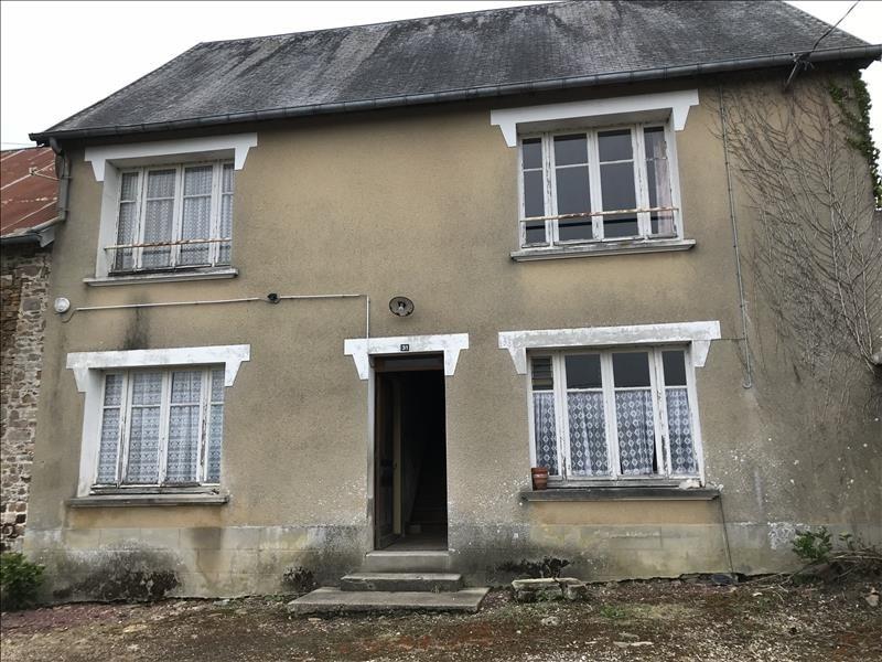 Vente maison / villa La feuillie 59600€ - Photo 1