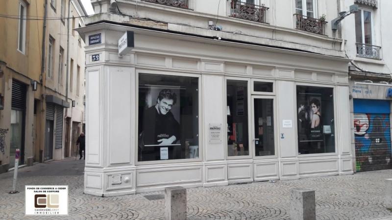 Fonds de commerce - Salon de coiffure Lyon 9 Valmy