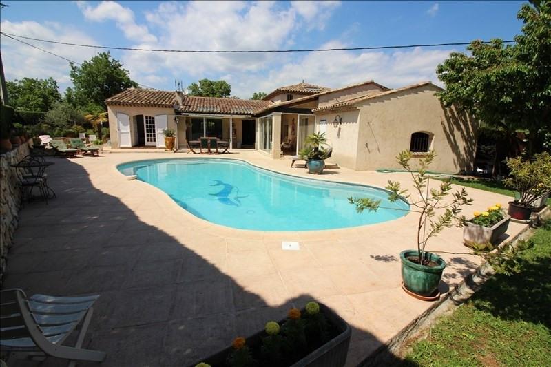 Vente de prestige maison / villa Saint cezaire sur siagne 570000€ - Photo 12