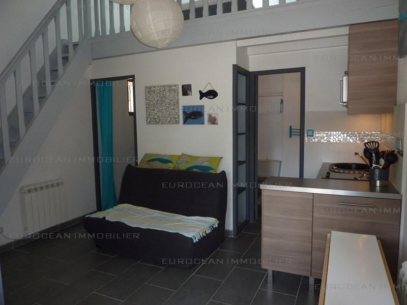 Vermietung von ferienwohnung haus Lacanau ocean 350€ - Fotografie 2