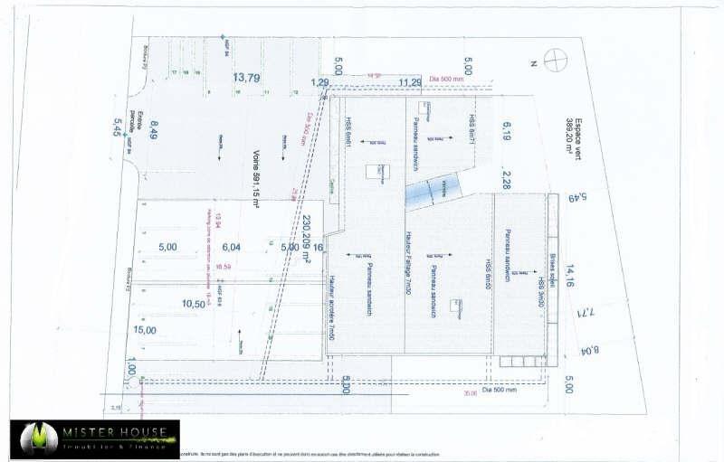 Vendita terreno Montauban 130000€ - Fotografia 1