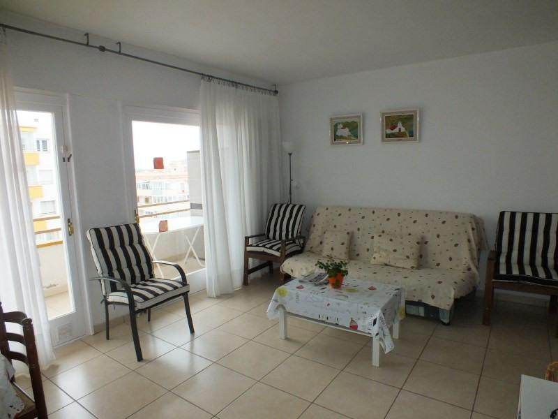 Vacation rental apartment Roses santa-margarita 256€ - Picture 10