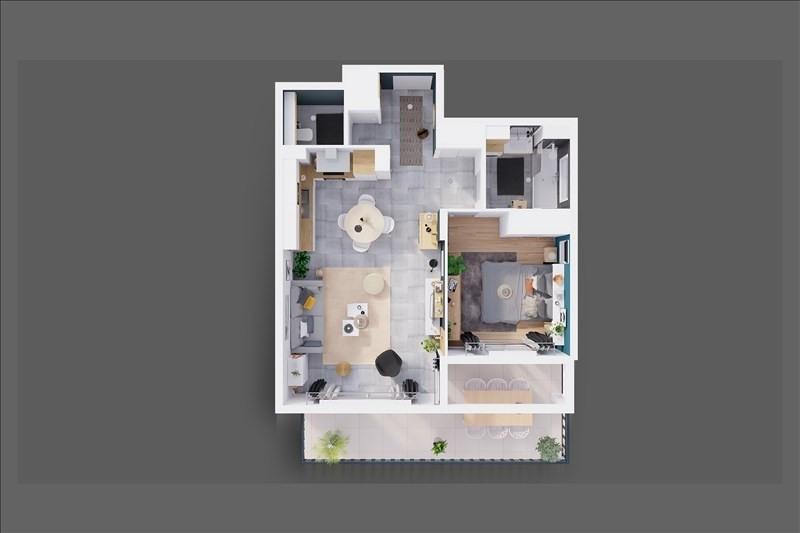 Vente appartement Reignier-esery 228000€ - Photo 4