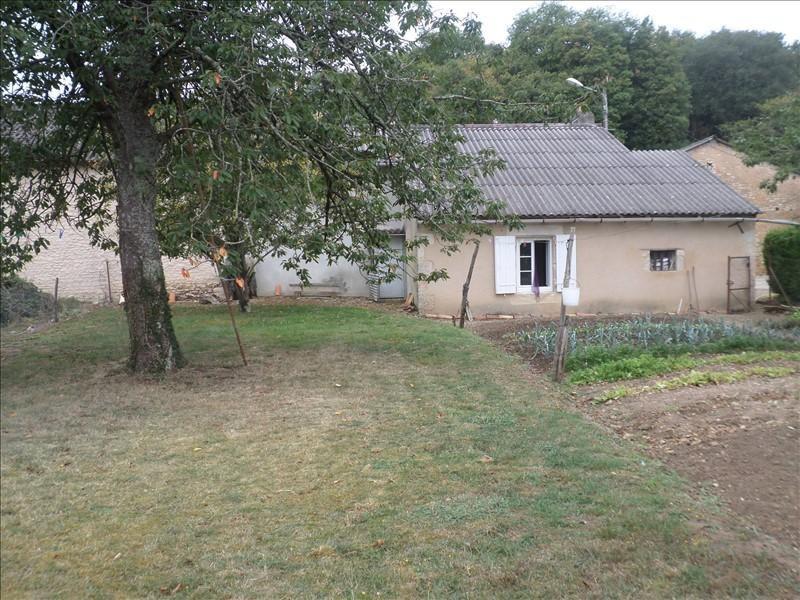 Vente maison / villa Civaux 96000€ - Photo 9