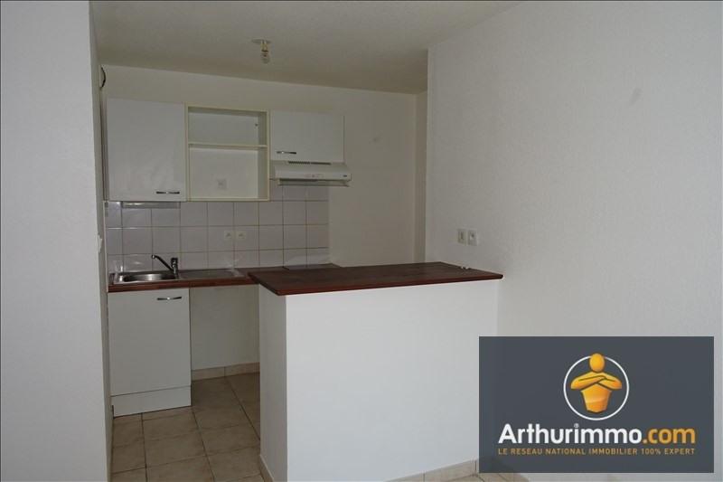 Rental apartment St brieuc 350€ CC - Picture 3