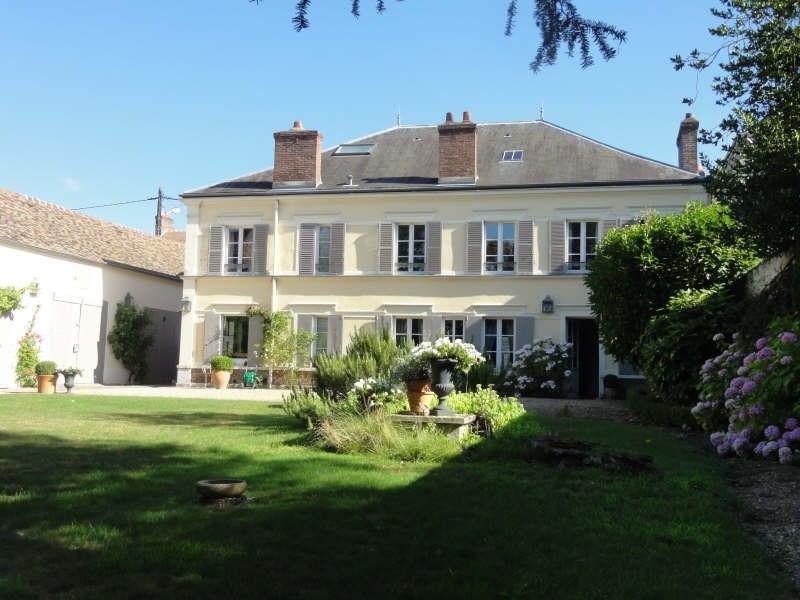 Vente de prestige maison / villa Montfort l amaury 1250000€ - Photo 1