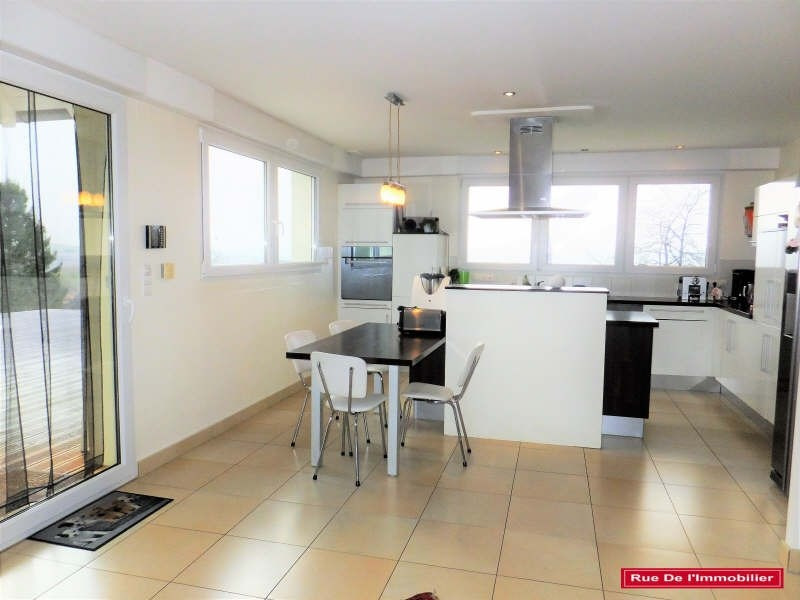 Vente de prestige maison / villa Woerth 398 000€ - Photo 2