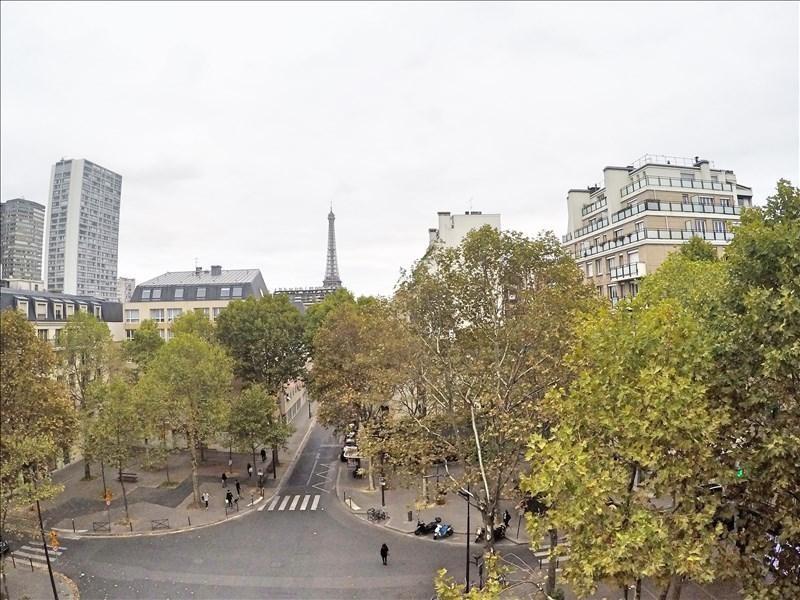 Vente appartement Paris 15ème 695000€ - Photo 6