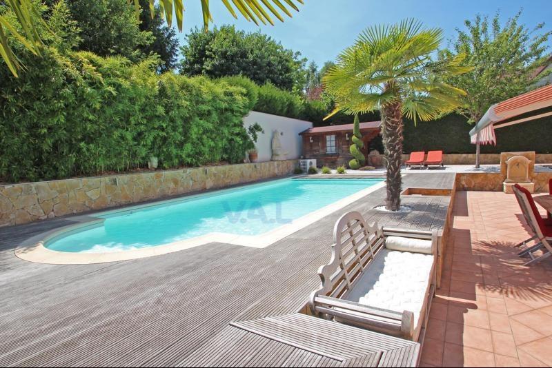 Revenda residencial de prestígio casa Santeny 835000€ - Fotografia 8