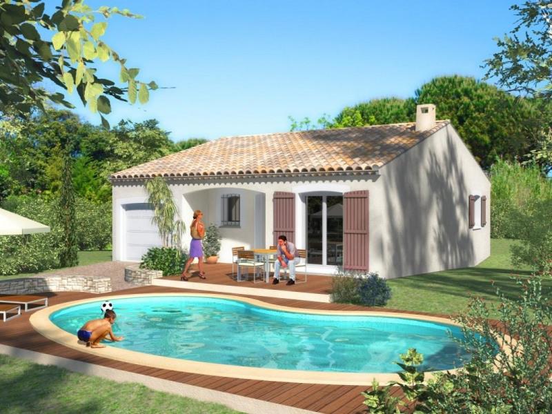 Maison  4 pièces + Terrain 400 m² Villegailhenc par LES MAISONS VERTES DE L AUDE Carcassonne