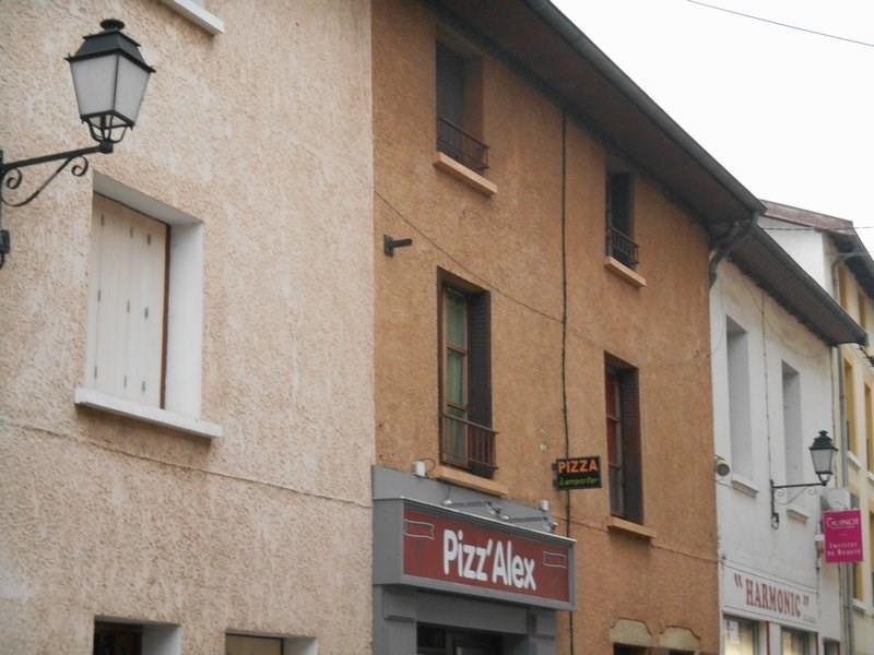 Rental apartment St jean de bournay 429€ CC - Picture 5