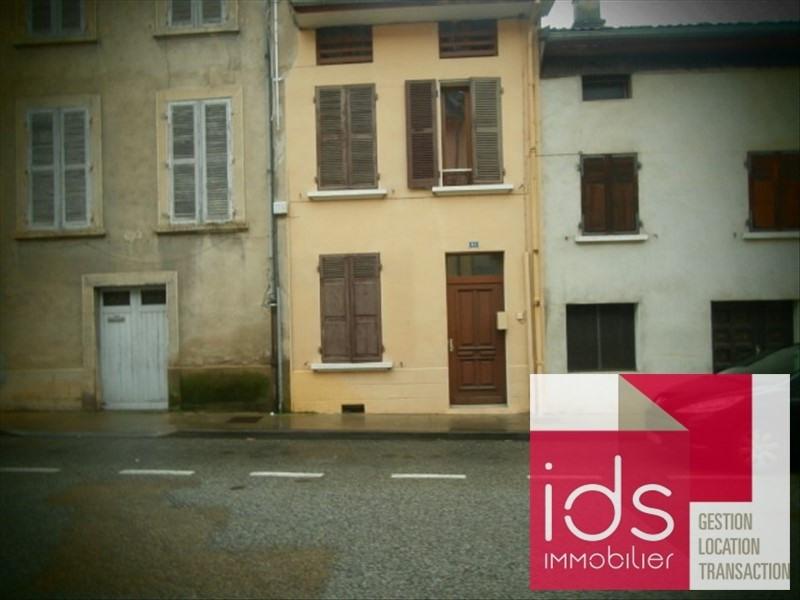 Affitto casa La rochette 550€ CC - Fotografia 3