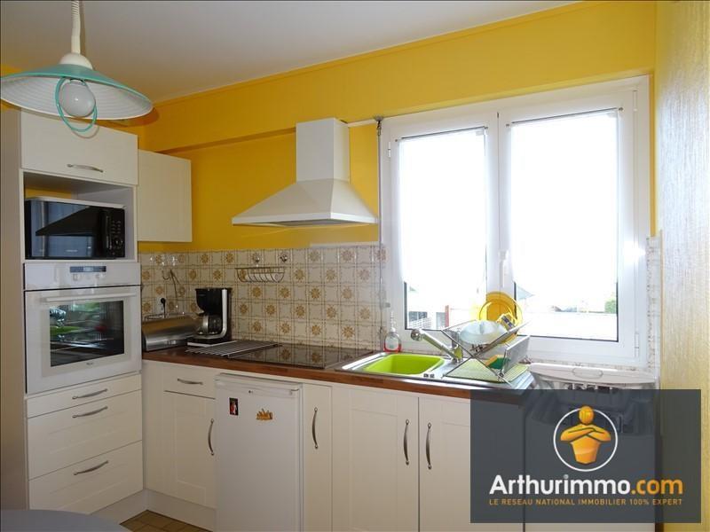 Sale apartment St brieuc 106500€ - Picture 4