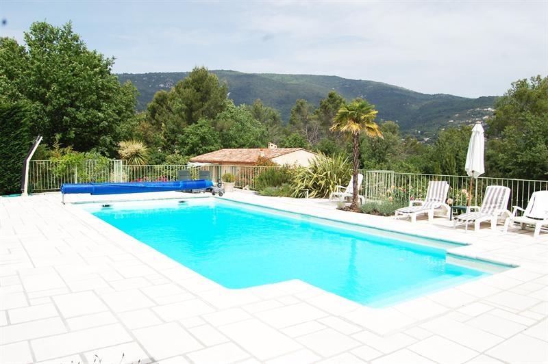Deluxe sale house / villa Seillans 869000€ - Picture 12