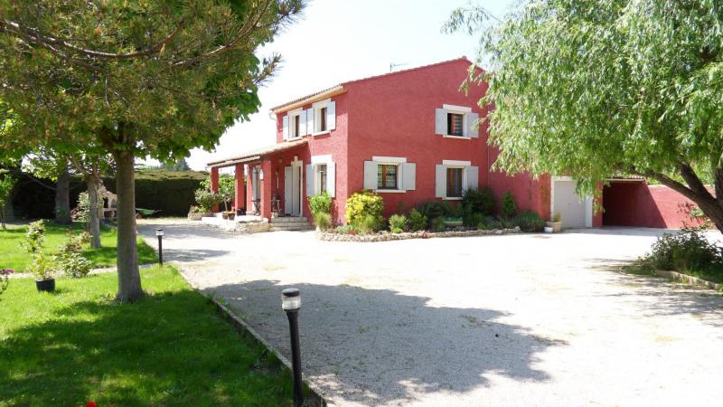 Sale house / villa Althen-des-paluds 377000€ - Picture 1