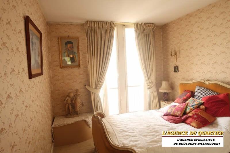 Venta  apartamento Boulogne billancourt 660000€ - Fotografía 6