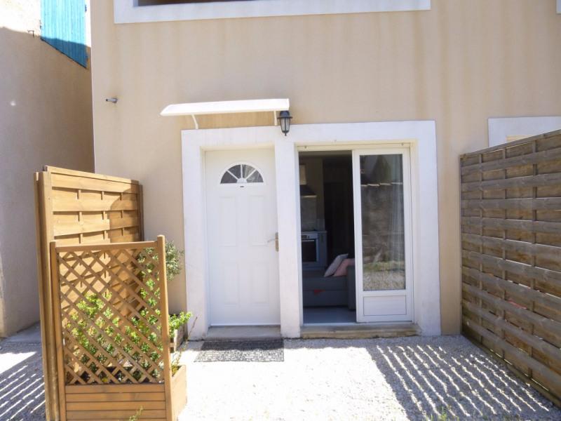 Rental apartment Althen des paluds 558€ CC - Picture 1