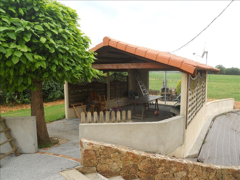 Location maison / villa Roussay 860€ CC - Photo 7