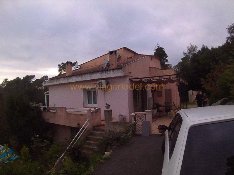 Vendita nell' vitalizio di vita casa Roquefort-les-pins 380000€ - Fotografia 5